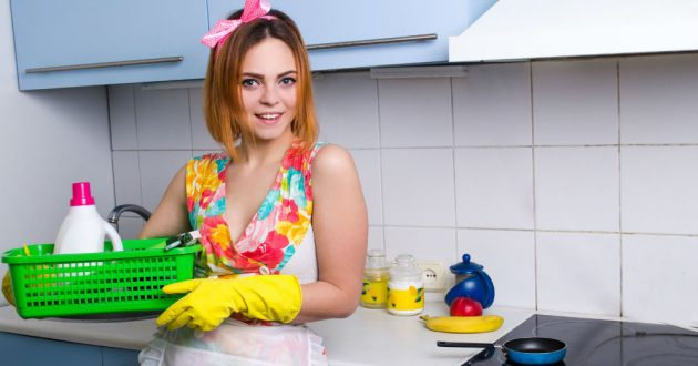 How to use a dishwasher detergent