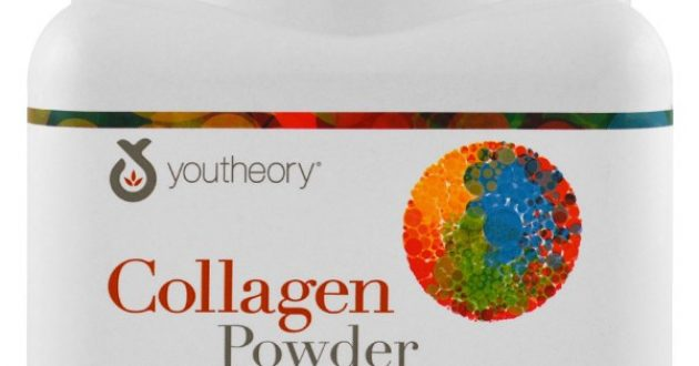 youtheory vanilla collagen powder